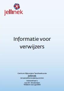Brochure verwijzers CBT